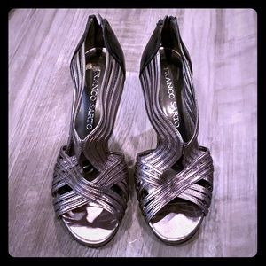 Franco Sarto Sandals Like NEW!